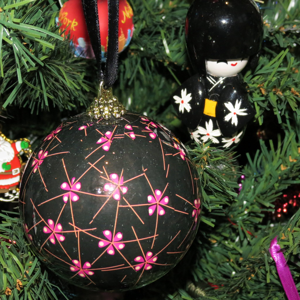 japanese christmas decorations from john lewis by ali_haikugirl - Japanese Christmas Decorations