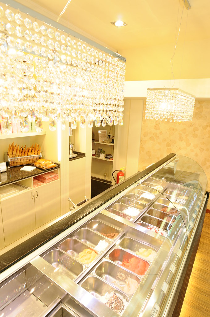 Designing an ice cream shop Its easy thanks to Marchi Con Flickr