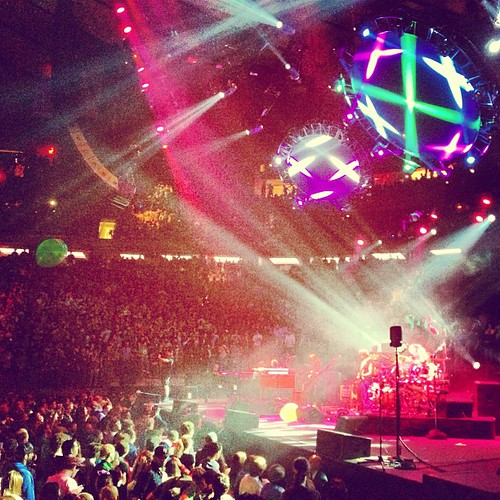Set 1.... #phish #msg #phishheads | by bahramforoughi