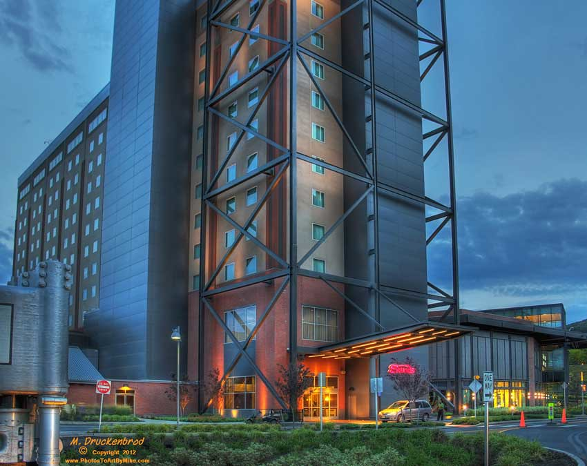 Hotels near sands casino pa