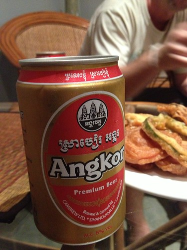 Angkor Beer | by Ches Martin