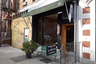 Parlor Coffee | Persons of Interest Barbershop | Havemeyer St | Williamsburg | by Project Latte - Cafe Culture