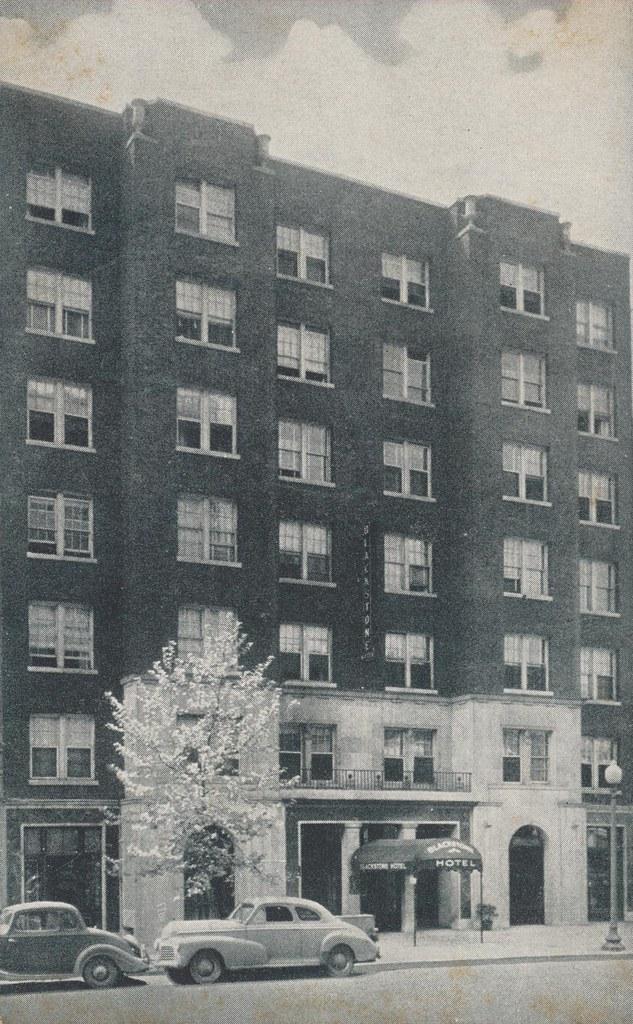 The Blackstone Hotel - Washington, D.C.