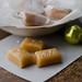 Vanilla Bean Caramels with Sea Salt