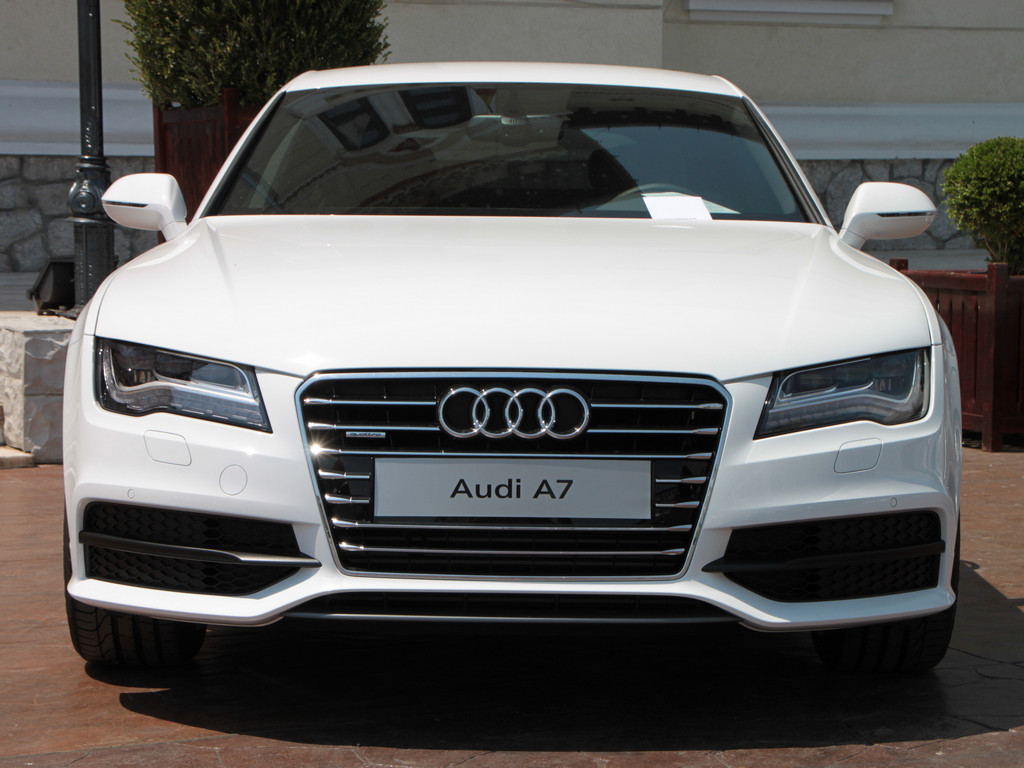 New Audi A7 Front Cars Models 2012 2013 Img 7359 New