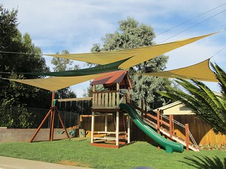 Shade Sail Installations