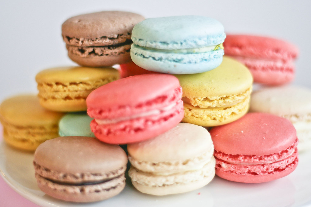 Macaron Day To 2013 At Le Dolci Le Dolci Is Thrilled To
