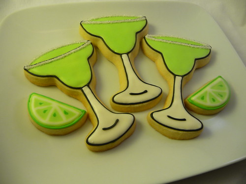Happy Birthday Margarita Cookies | www.facebook.com ...
