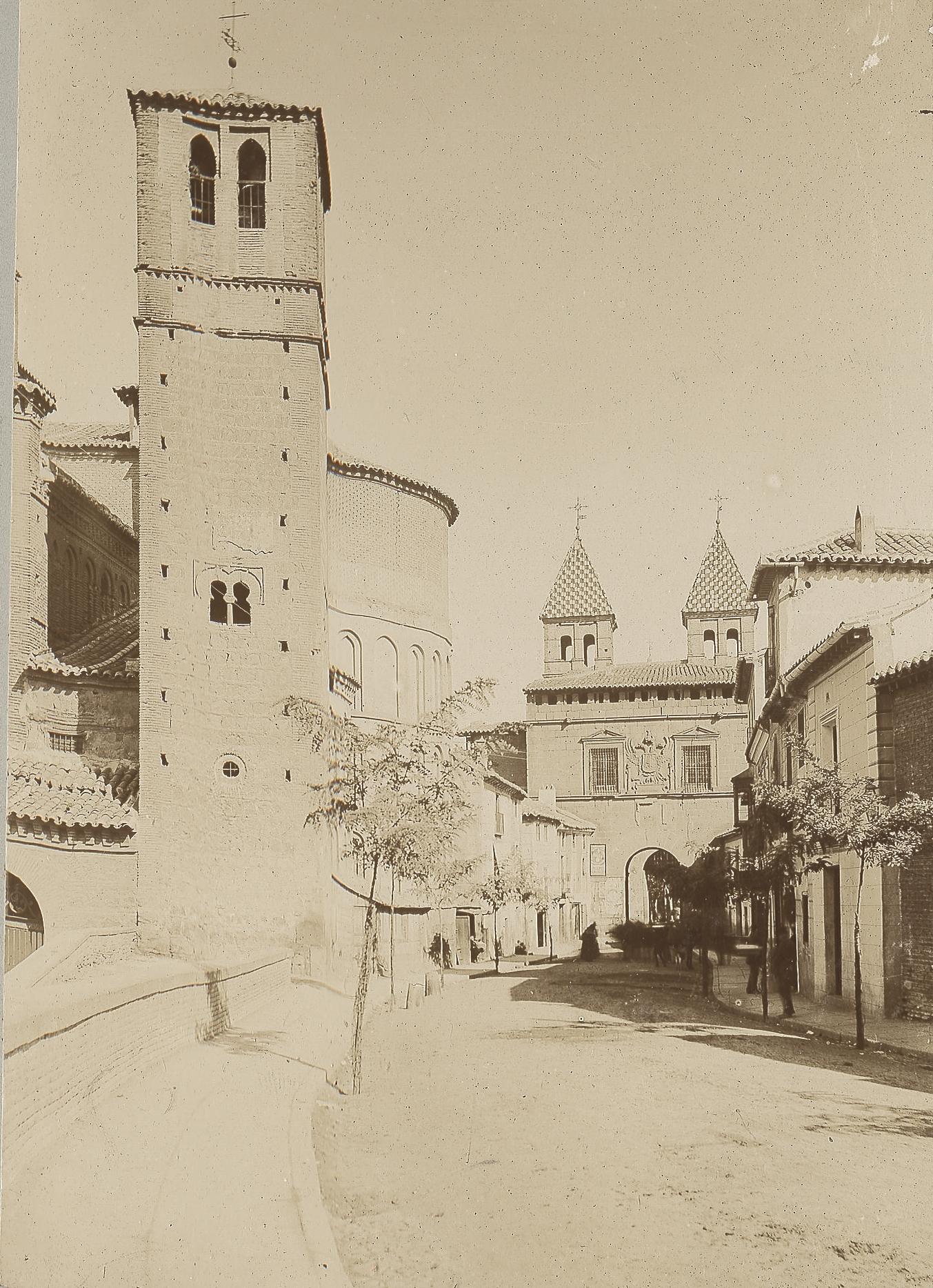 Santiago del Arrabal en 1886 © Archives départementales de l'Aude