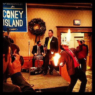 Coney Island Fundraiser