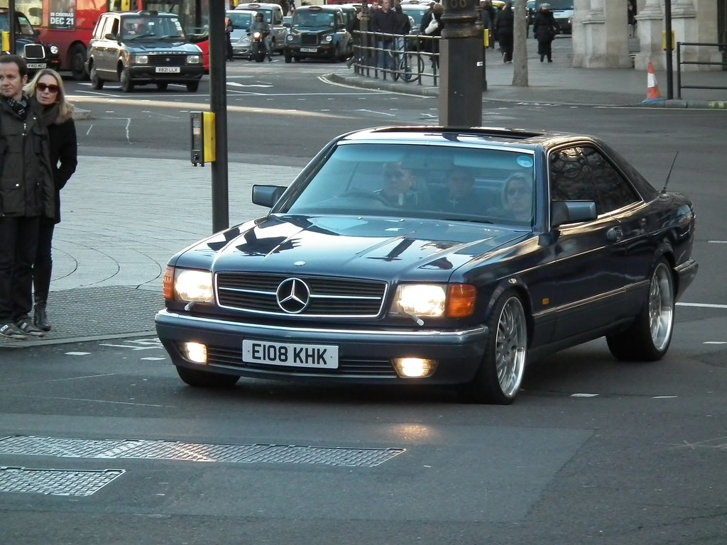 Mercedes Benz C Klasse Edition