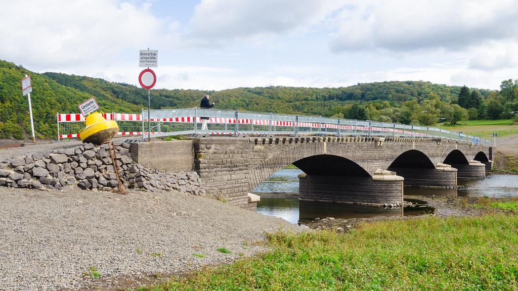 Aseler Brücke Edersee