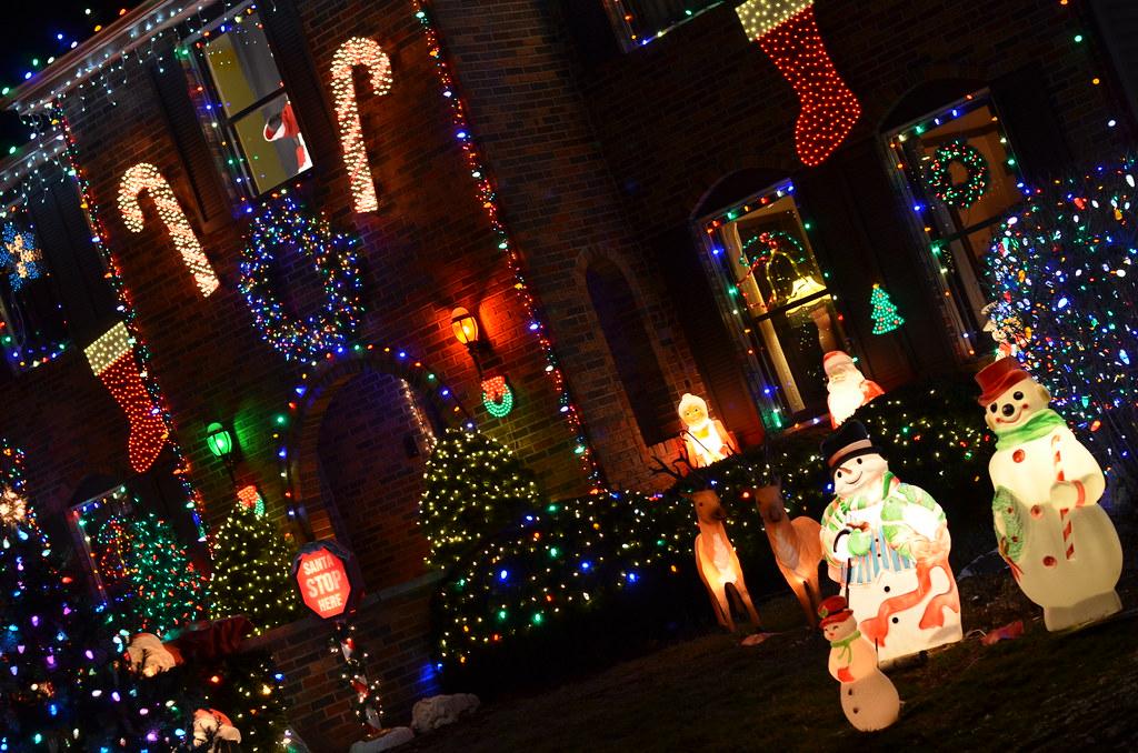 Naperville Christmas Lights