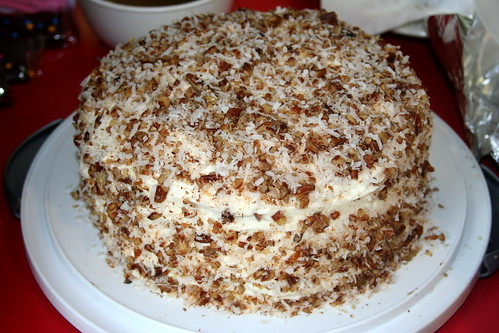 Pecan Pie Cake | by Richard Elzey