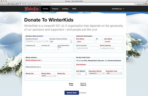 WinterKids - Secure | by Family Leveille