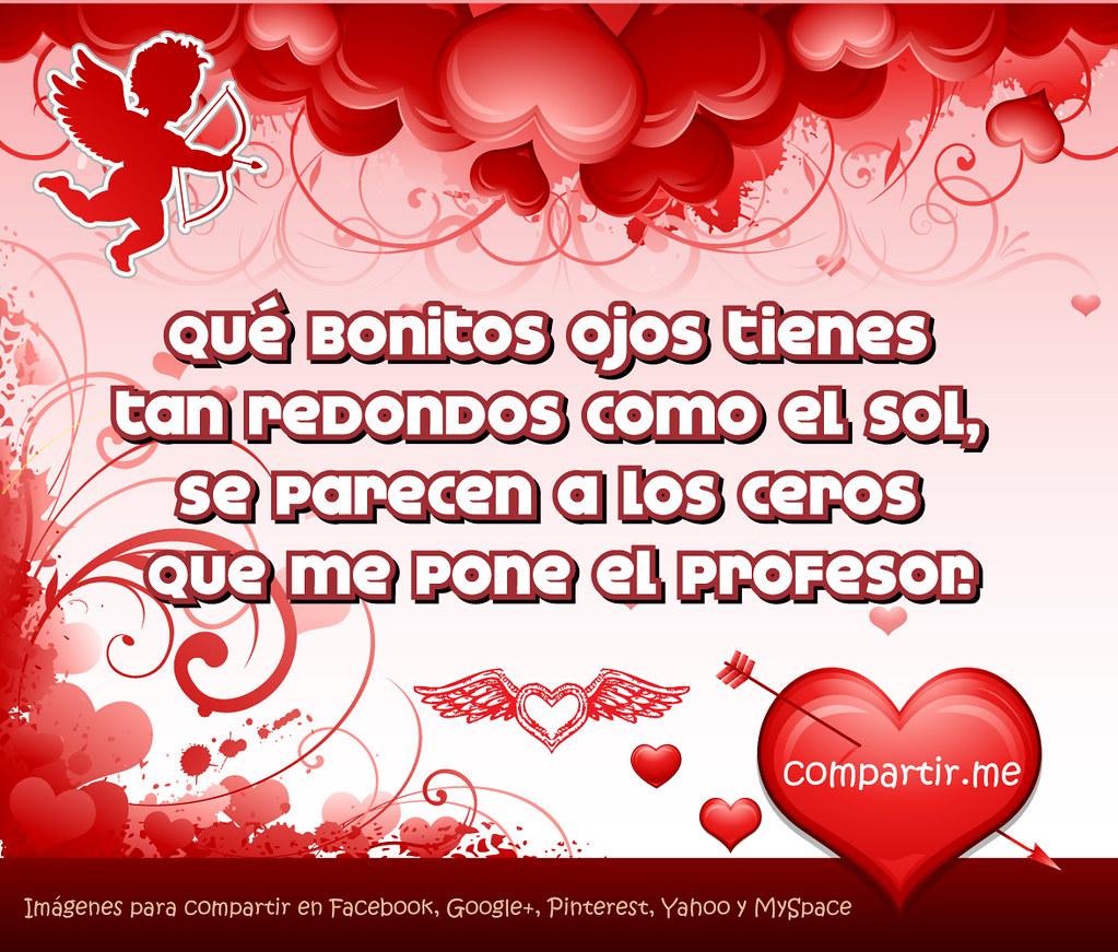 Frases Cortas De Amor Graciosas Con Imagenes De Corazones Flickr