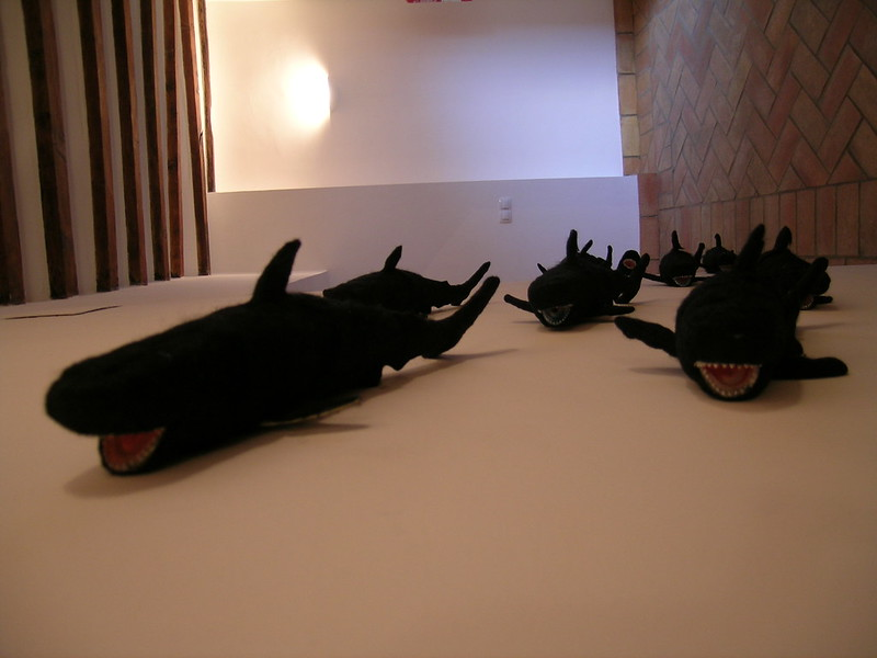 Moby Dick, Talleres Internacionales de Ate Contemporaneo, Esteban Ruiz