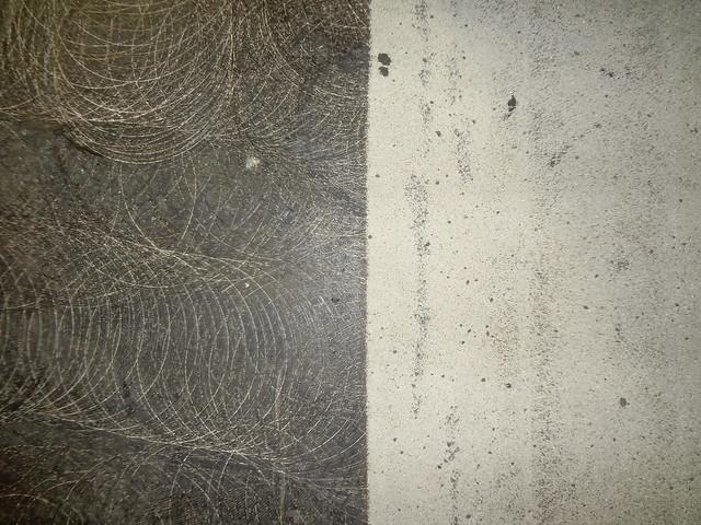 Asbestos Floor Tile Mastic Night Day Flickr Photo Sharing