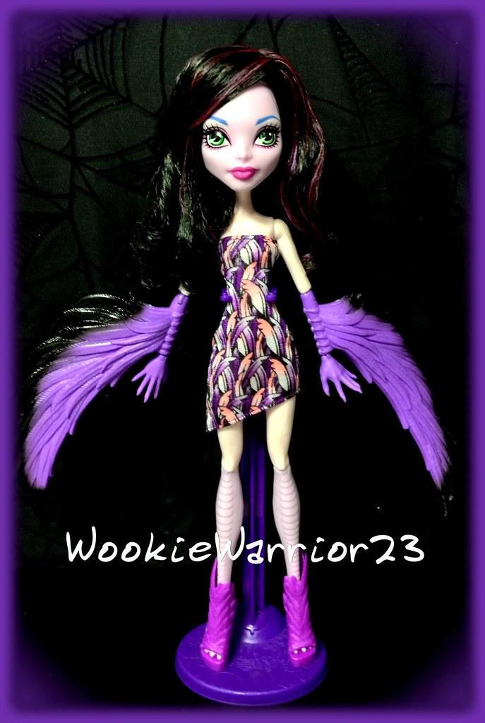 Monster High Create a Monster Harpy Create a Monster Harpy Add