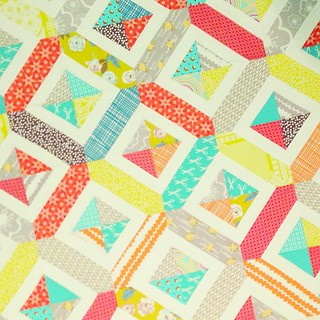 quilt no. 3 of 4 basted. | by canoeridgecreations
