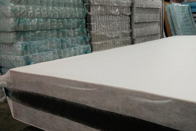 悅夢品牌床墊の製作過程分享06