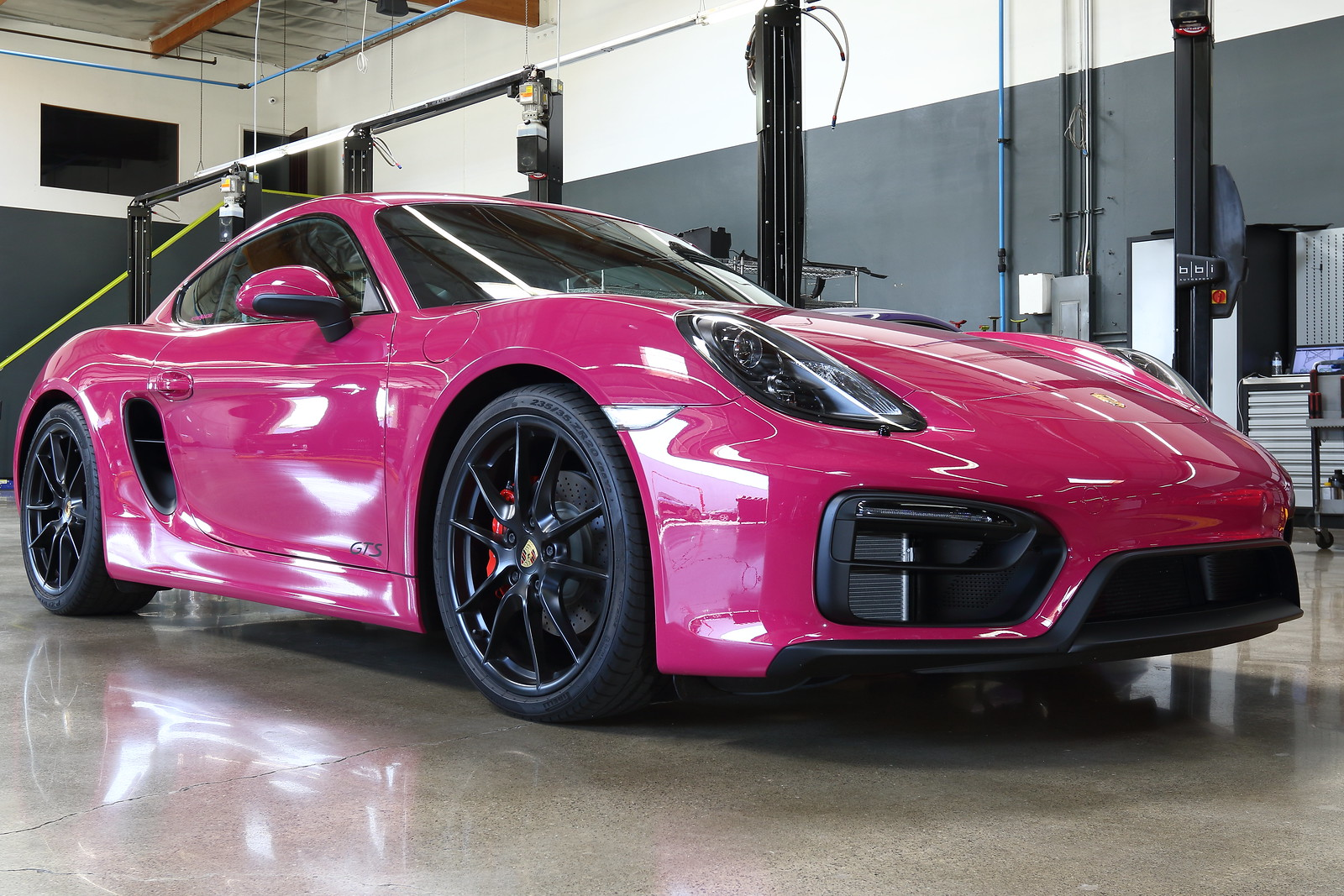 Porsche Of Huntington >> FlyingLRacing's PTS Ruby Star Porsche Cayman GTS