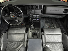 2009 Corvette Interior   Dirk Montway Auto Transport   Flickr