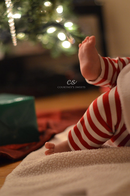 Sweet Baby 39 S First Christmas Photo Shoot Flickr