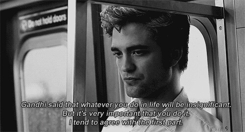 Robert Pattinson at Re...