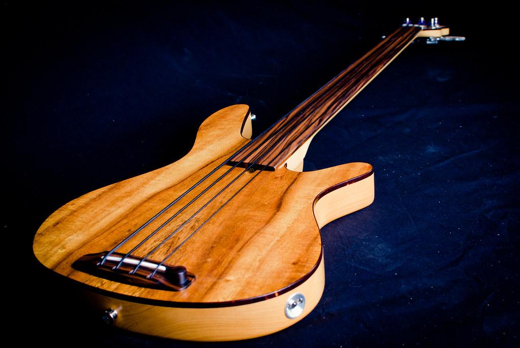 rob allen mb 2 fretless bass guitar ethan prater flickr. Black Bedroom Furniture Sets. Home Design Ideas