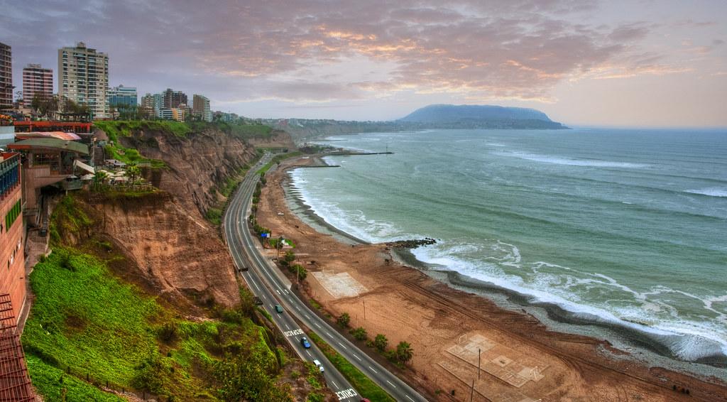 Coast of Lima