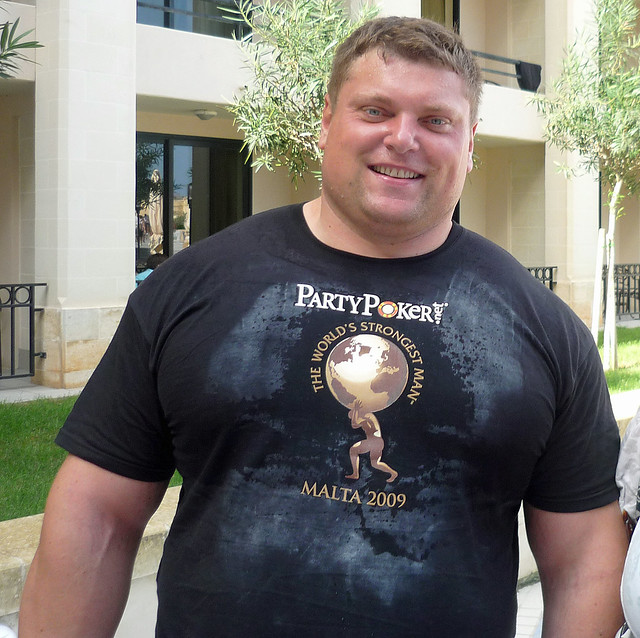 met rx world's strongest man steroids