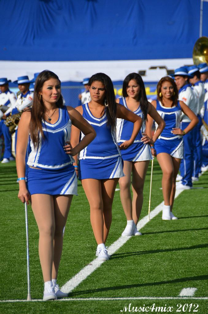 Banda De El Salvador City Of Duarte Ca December 30
