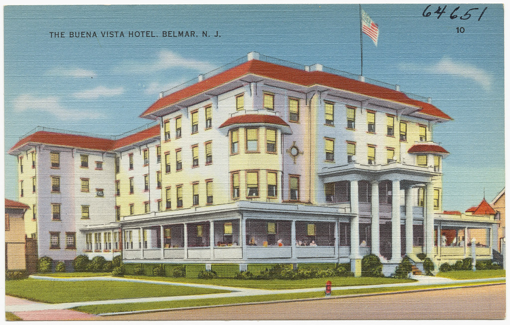 Buena Vista Hotel In San Francisco