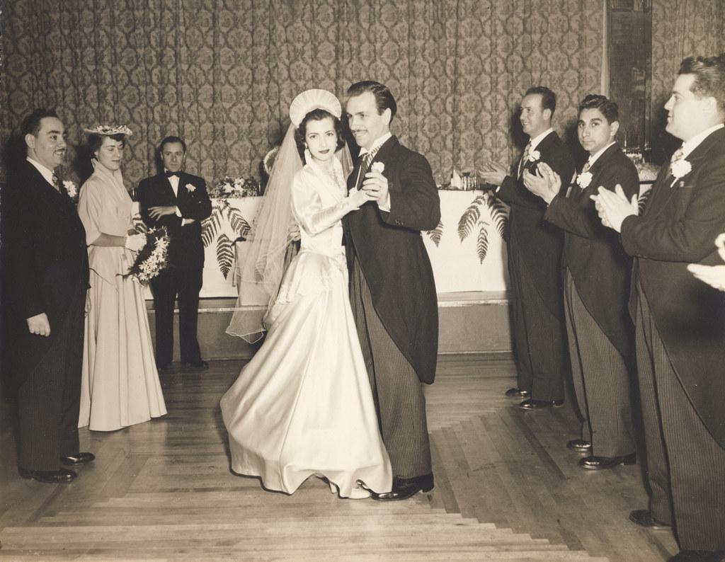 Wedding The Dance 1950