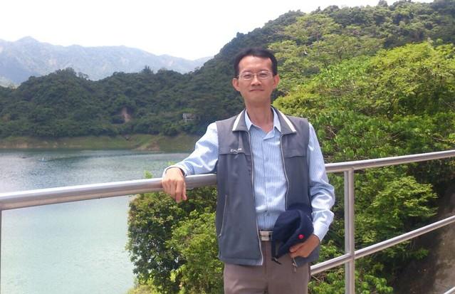 經濟部水利署水源經營組─曾國柱副組長