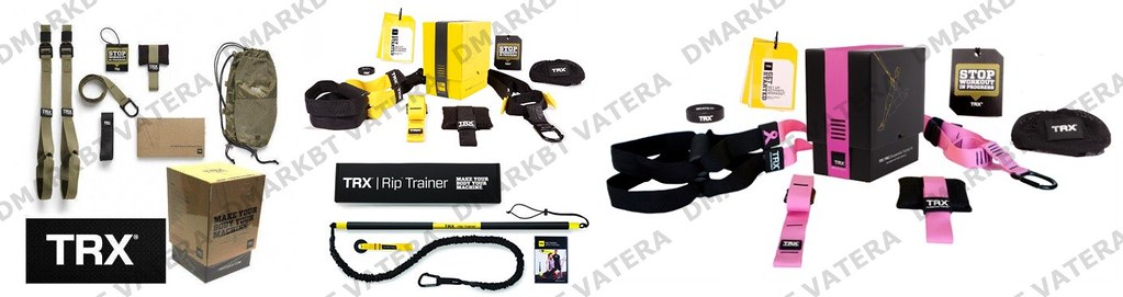 TRX Suspension Trainer Edzőheveder