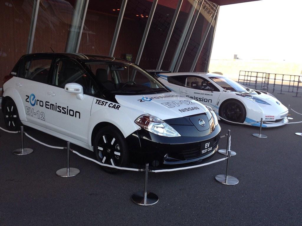 Ev 12 nissan motor co ltd for Nissan motor co ltd