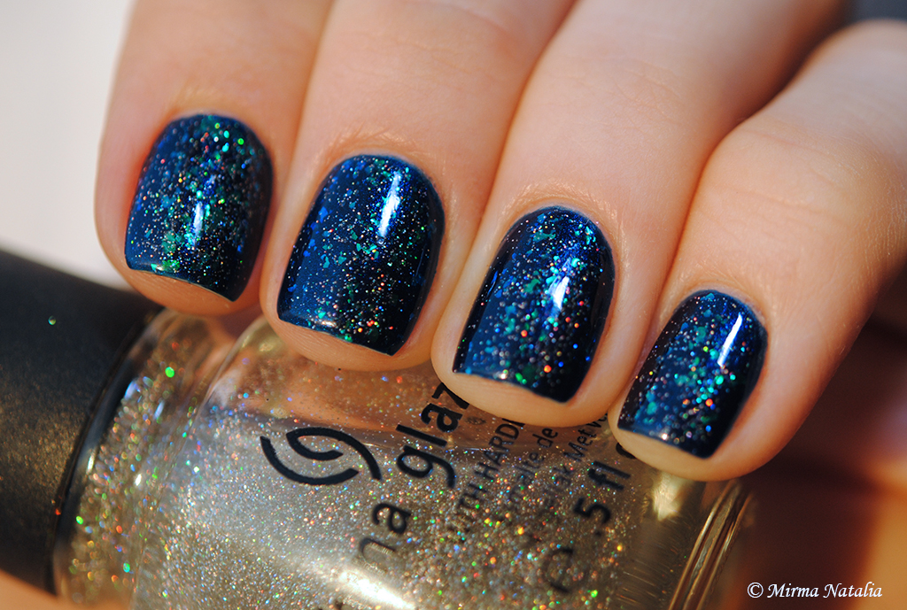 Misa A Sin Worth Commiting + Inglot 203 + China Glaze Fair… | Flickr