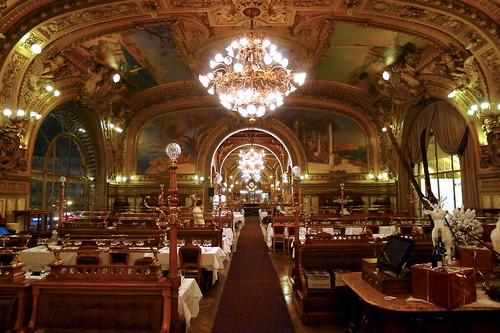 Restaurant Paris Rive Gauche