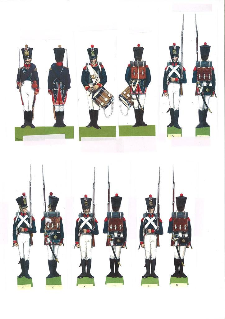 Jeune Garde Tirailleurs Amp Voltigeurs 1815 Flickr