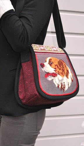 Cute dog bag | by dutch-colours