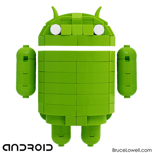LEGO Android | by bruceywan