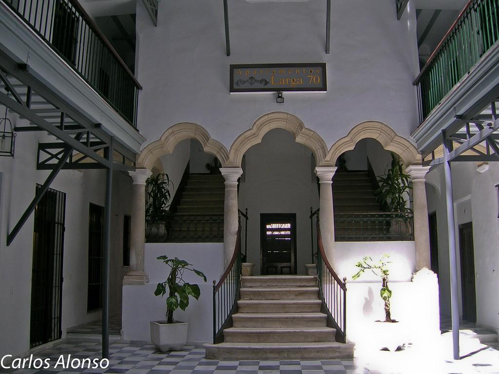 Interiores monasterio de san miguel y otros patios andaluc - Patios interiores andaluces ...