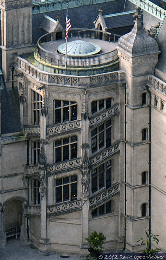 Spiral staircase at biltmore estate aerial photo of bilt for How long did it take to build the white house
