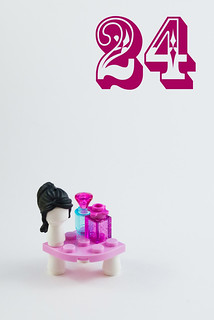 Day 24: vanity table | by The LEGO woman