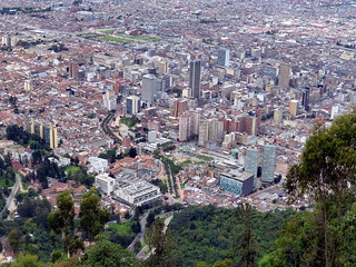 Monserrate mountain - Bogota, Colombia | by David Berkowitz