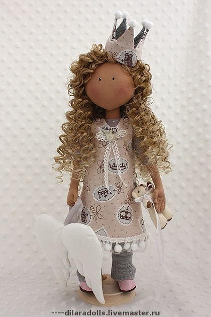 Своими руками текстильные куклы