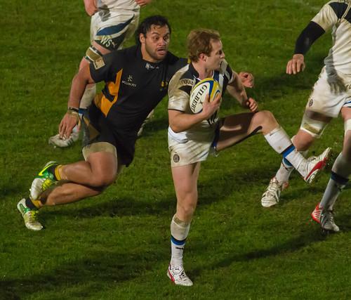 London Wasps (29) V Bath Rugby (15) - Aviva