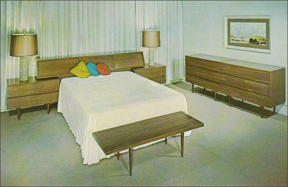 Smilow Thielle Bedroom Suite Ny 1960s 1950sunlimited Flickr